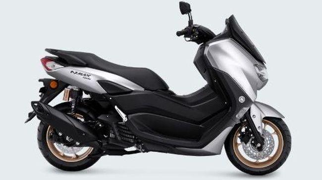 Yamaha Indonesia memperkenalkan warna baru Nmax, Prestige Silver, yang sudah dipakai Lexi S, Lexi S, Aerox 155, Nmax Standard Upgrade, dan Gear 125.
