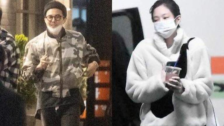 Agensi Buka Suara soal Isu Jennie BLACKPINK dan G-Dragon Pacaran