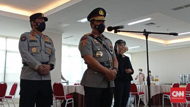 Kabareskrim Agus Andrianto memastikan akan ada hukuman bagi penyidik yang melanggar SE Kapolri soal UU ITE.
