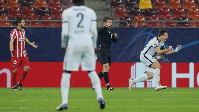 Chelsea di bawah kendali Thomas Tuchel berhasil membuat Atletico Madrid tak bernapas di leg pertama babak 16 besar Liga Champions.