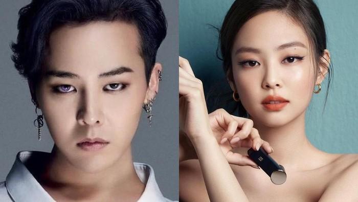 Setelah Kai EXO, Kini Jennie BLACKPINK Jalin Asmara dengan G-Dragon