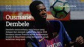 Sejumlah bintang sepak bola menggunakan uang yang didapat untuk membangun masjid, seperti Sadio Mane hingga Ousmane Dembele.