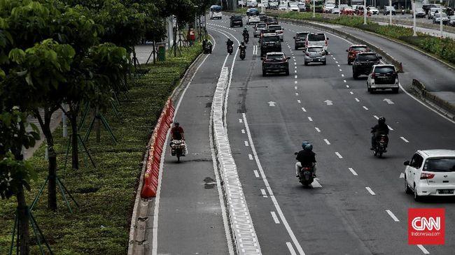 Polisi menegaskan pembatasan mobilitas Jakarta bukan lockdown namun upaya untuk membatasi kerumunan.