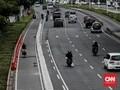 Motor Masuk Jalur Sepeda DKI Terancam Denda Hingga Rp500 Ribu