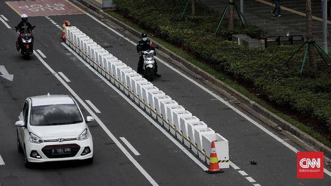 Dishub DKI Jakarta ingin pengendara lain benar-benar menghormati pesepeda dengan tidak memasuki jalurnya.