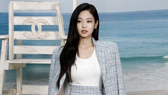 Jennie BLACKPINK ikut memberikan dukungan untuk kontingen atlet Korea Selatan yang saat ini bertanding di perhelatan Olimpiade Tokyo 2020.