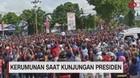 VIDEO: Kerumunan Saat Kunjungan Presiden Jokowi