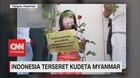 VIDEO: Indonesia Terseret Kudeta Myanmar
