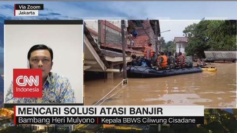 VIDEO: Mencari Solusi Atasi Banjir