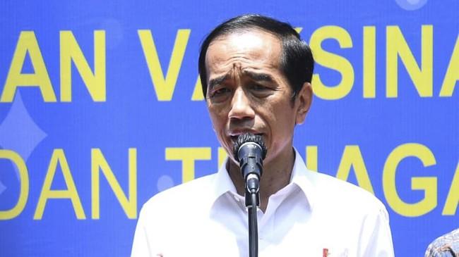 Jokowi ke BNPB: Jangan Ada Bencana Baru Kita Pontang-panting