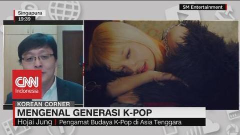 VIDEO: Mengenal Generasi K-Pop