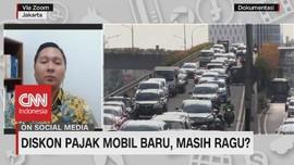 VIDEO: Diskon Pajak Mobil Baru, Masih Ragu?
