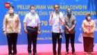 VIDEO: Jokowi Harap Belajar Tatap Muka Dimulai Juli 2021