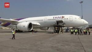 VIDEO: Thailand Terima 200 Ribu Vaksin Sinovac