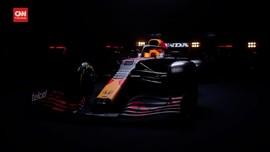 VIDEO: Tim F1 Red Bull Racing Luncurkan Mobil Baru