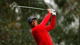 Tiger Woods dalam Kondisi Sadar Usai Kecelakaan Mobil