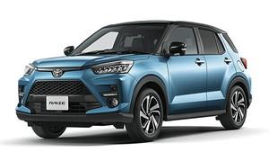 Bocoran Harga Toyota Raize di Indonesia Mulai Rp190 Jutaan