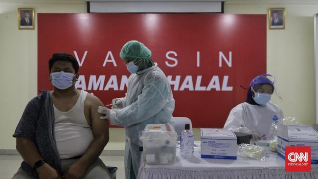 Menkes Budi Gunadi juga memastikan program vaksinasi mandiri ini tak akan mengganggu program vaksinasi yang tengah berjalan.