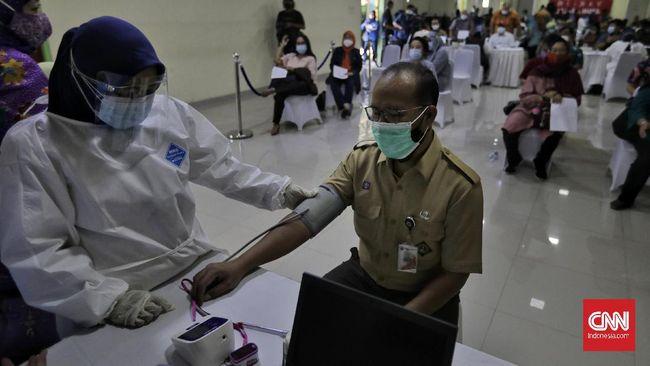 Telkom Indonesia selaku penyedia Sistem Informasi dan Satu Data Covid-19 menjamin masyarakat tak menerima vaksin mandiri dan gotong royong secara dobel.