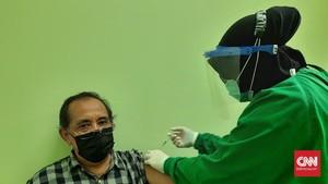 Pemerintah Siapkan Skema Vaksinasi Lansia di Dekat Rumah