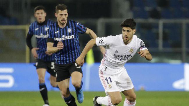 Berita kemenangan Real Madrid atas Atalanta di leg pertama Liga Champions menjadi yang terpopuler di kanal olahraga CNNIndonesia.com dalam 24 jam terakhir.