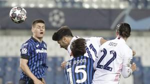Hasil Liga Champions: Madrid Kalahkan 10 Pemain Atalanta