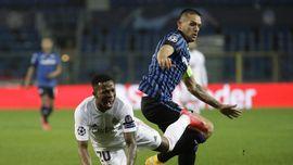 Madrid Imbang Lawan 10 Pemain Atalanta di Babak I