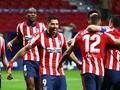 Atletico Mulai Kehabisan Napas Dikejar Madrid dan Barcelona