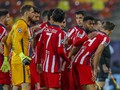 El Clasico Madrid vs Barcelona, Peluang Atletico Menjauh
