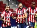 Atletico Persilakan Madrid dan Barcelona Ramaikan Suasana