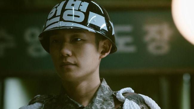 D.P atau Deserter Pursuit merupakan drama Korea terbaru dari Netflix yang dibintangi Jung Hae-in, Koo Gyo-hwan, Kim Sung-kyun dan Son Seok-koo.