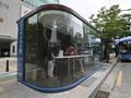 Halte di Seoul Putar Musik Terapi dan Bisa Deteksi Demam