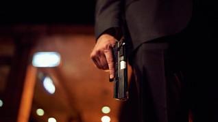 Polisi Los Angeles Tembak Mati Pria Berompi Anti Peluru