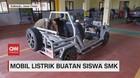VIDEO: Mobil Listrik Buatan Siswa SMK