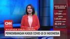 VIDEO: Positif Covid Naik 8.493, Total Kasus Capai 1.314.634