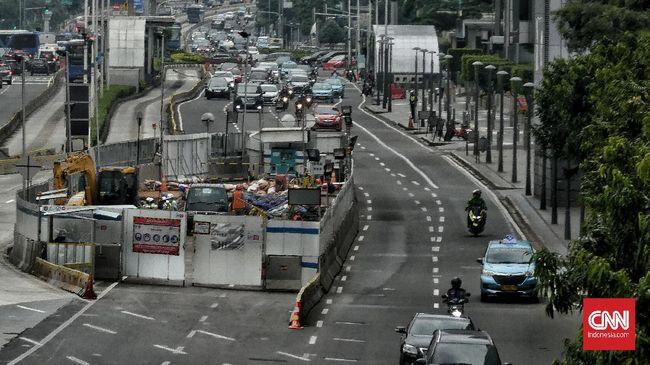 Pembangunan MRT fase 2A rute Harmoni-Kota ditargetkan rampung pada Agustus 2027, meliputi tujuh stasiun bawah tanah.
