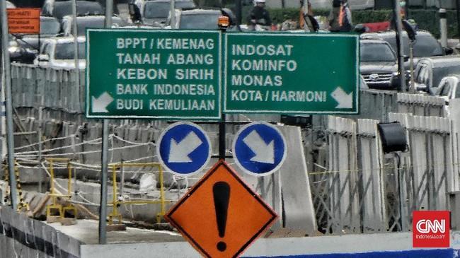MRT fase 2A akan dibangun sepanjang 2,6 kilometer dan menghubungkan Bundaran HI ke Harmoni.