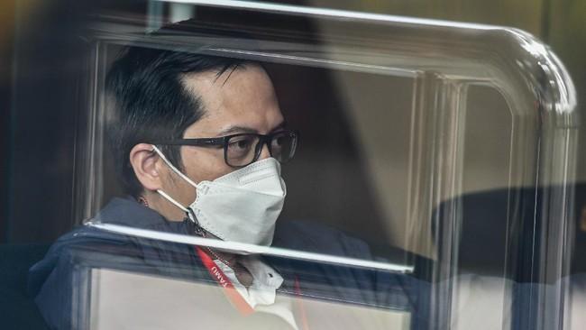 KPK Cecar Ihsan Yunus Dugaan Pembagian Jatah Paket Bansos