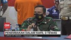 VIDEO: Penembakan Dalam Kafe, 3 Tewas