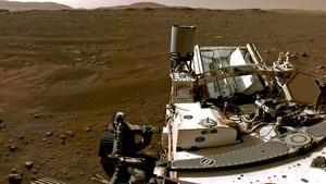 NASA Pamer Gambar Bukit Pasir Warna Biru di Mars