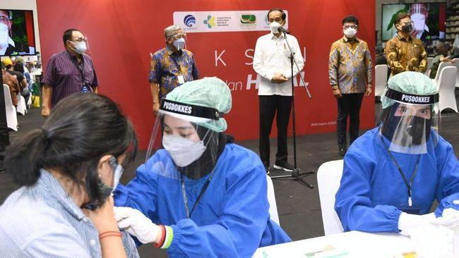 Dewan Pers dan sejumlah organisasi pekerja media mengapresiasi program vaksinasi Covid tahap kedua pemerintah yang juga menyasar para wartawan di Indonesia.