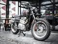 2 Motor Spesial Royal Enfield, Kolaborasi Talenta Indonesia