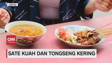 VIDEO: Sate Kuah Legendaris