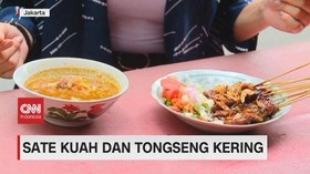 VIDEO: Sate Kuah Legendaris