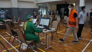 Vaksin Tahanan KPK, ICJR Singgung Diskriminasi Petugas Lapas