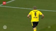 VIDEO: MU Ikutan Buru Striker Dortmund Erling Haaland