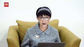 VIDEO: Menlu Retno dan Menlu Myanmar Bahas Keadilan Suu Kyi