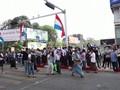 VIDEO: Pendukung dan Penentang Kudeta Myanmar Bentrok