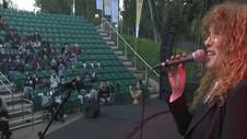 VIDEO: Konser Musik Digelar, Ini syarat Untuk Penontonnya