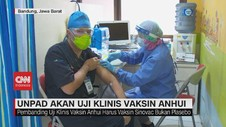 VIDEO: Unpad Akan Uji Klinis Vaksin Anhui